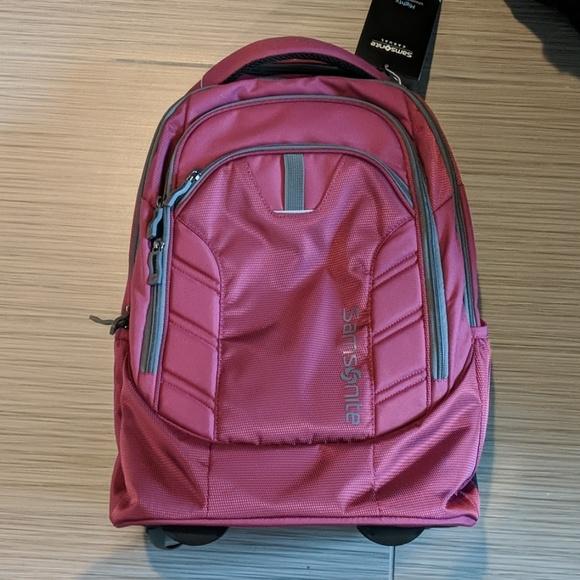 Samsonite Wheeled Backpack ae34178c68379
